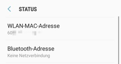 android mac adresse