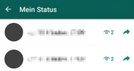 Whatsapp Status Gesehen Wer Hat Meinen Status Angesehen