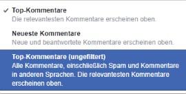 Facebook Zeigt Kommentare Nicht An Was Tun Galaxy Tipps