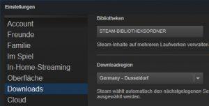 Steam Download Probleme