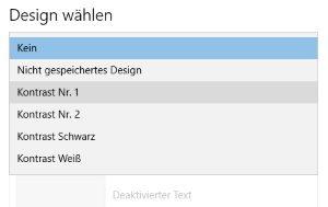 Negative Farben.Windows 10 Farben Umkehren Negative Farben Invertieren