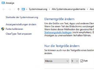 Windows 10 Schrift Fett Einstellen So Gehts Galaxy Tipps