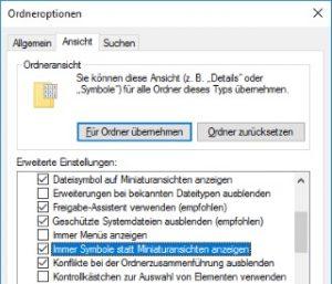 Windows 10 Vorschau deaktivieren
