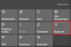 Bluetooth Aktivieren Windows 10