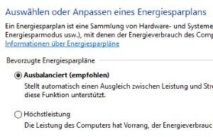 Windows 10 Akku Laden Einstellen